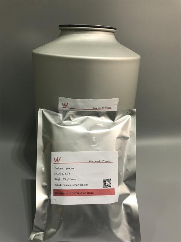 Compre pó de licopeno (502-65-8) 10% Fabricantes e fábrica
