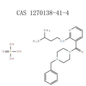 შეიძინეთ NSI-189 ფოსფატის ფხვნილი (1270138-41-4) hplc≥98% - Wisepowder