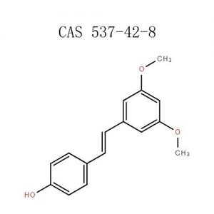 შეიძინეთ Pterostilbene ფხვნილი (537-42-8) hplc≥98% - Wisepowder