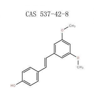 Powderê Pterostilbene (537-42-8) hplc≥98% - Wisepowder bikirin