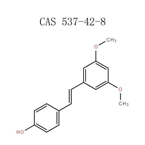 Pterostilbeno em pó (537-42-8) hplc≥98% - Wisepowder