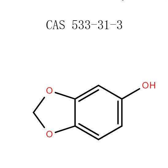 Comprar pó de sesamol (533-31-3) hplc≥98% - Wisepowder