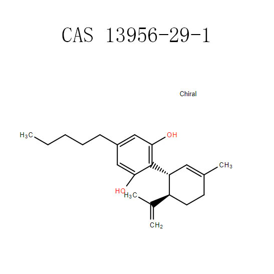 Cannabidiol (CBD) 13956-29-1